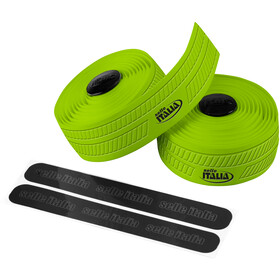 Selle Italia Smootape Controllo Cinta de manillar 35x1800mm, light green